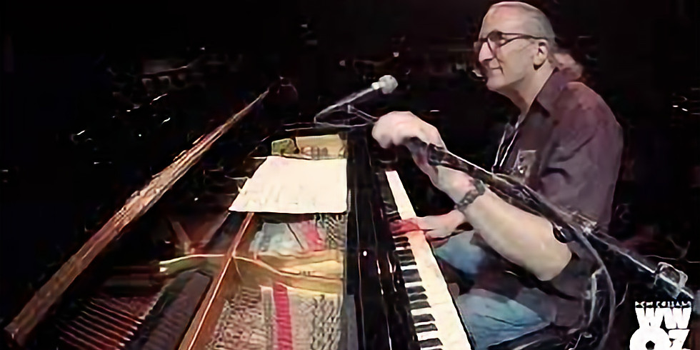 Booker Piano Sessions @ The Leaf: Joe Krown 6-9PM $10