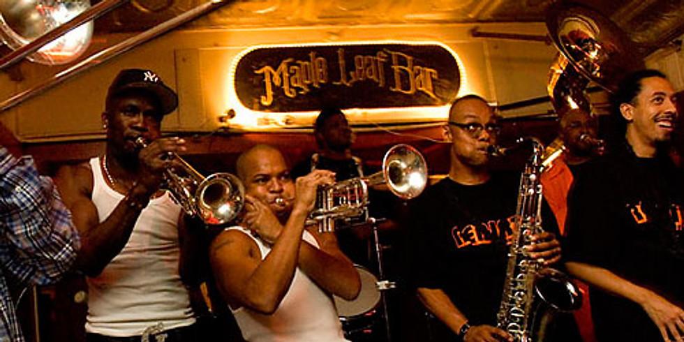 Rebirth Brass Band - Doors 10pm Show 11pm $20