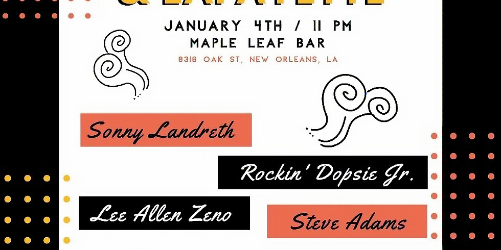 ZydeFunk w/ Special Guests - 11PM $15