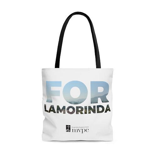 FOR LAMORINDA FOG Tote Bag
