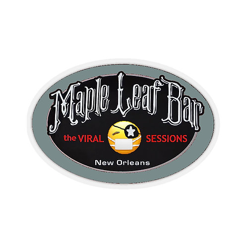 Maple Leaf Bar: The Viral Sessions Kiss-Cut Stickers
