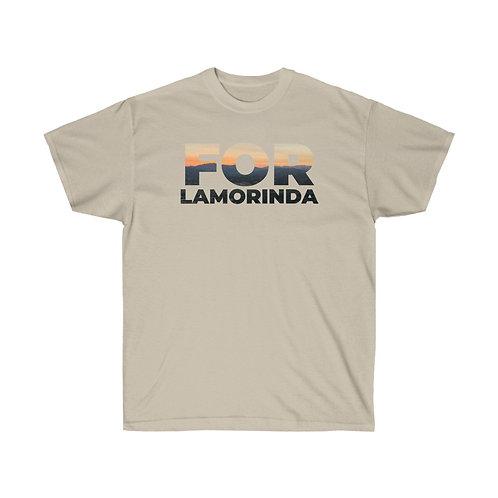 FOR LAMORINDA SUNSET Ultra Cotton Tee