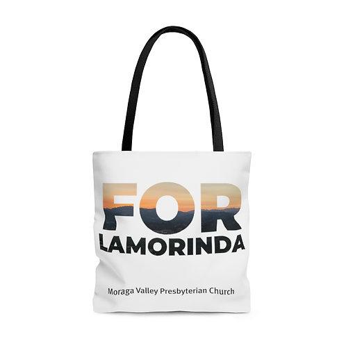 FOR LAMORINDA SUNSET Tote Bag