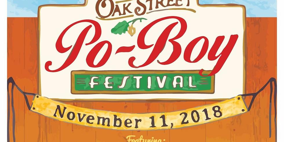 OAK STREET PO BOY FEST