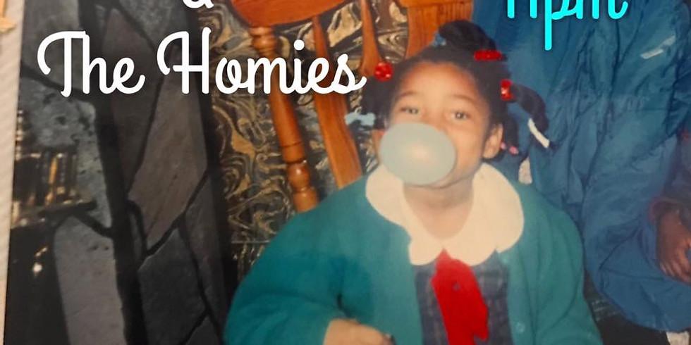 Nikki Glaspie & The Homies 11pm $15
