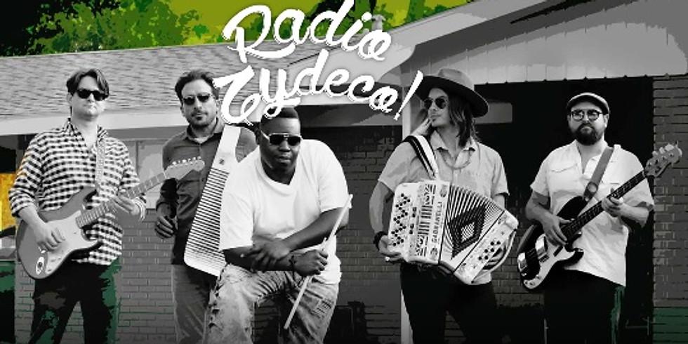 Radio Zydeco - Doors@9pm $10