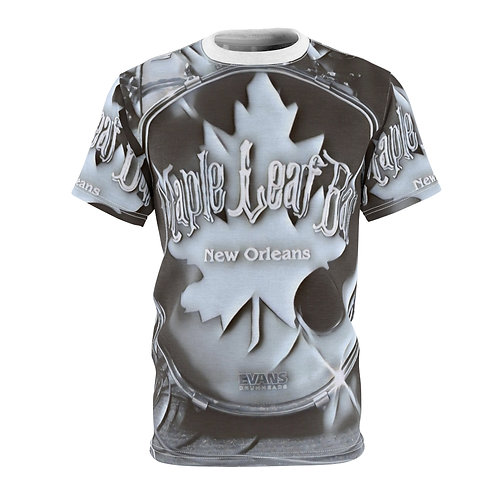Maple Leaf Bar Kick All Over Print Microfibre Tee