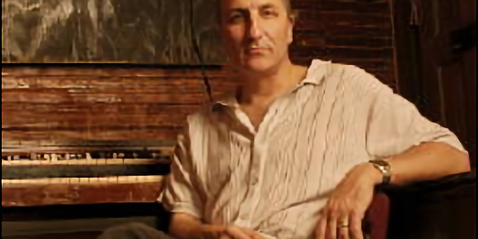 Booker Back Bar Piano Sessions with Joe Krown: 8PM