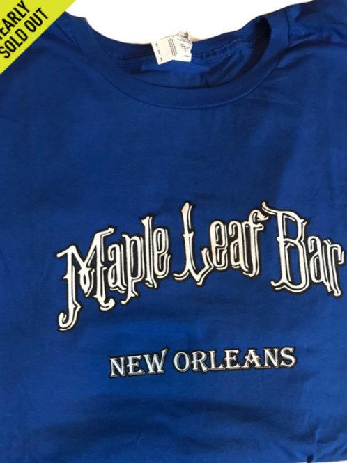 Maple Leaf Bar New Orléans
