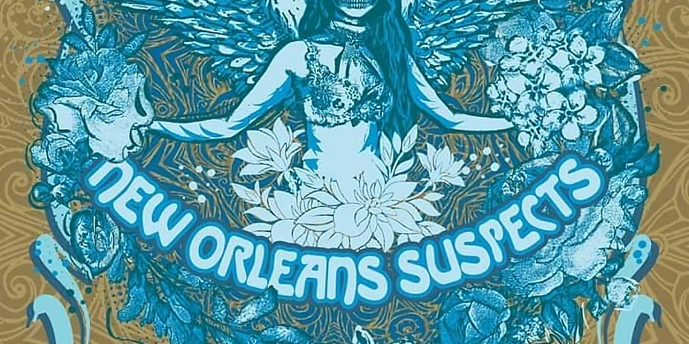 LEAFOPOTOMUS: New Orleans Suspects & Special Guests 10pm $25 Adv $30 Door