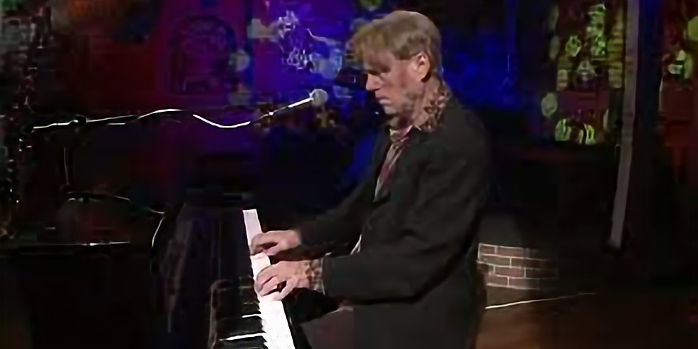 Tom Worrell: Booker Sessions 6-8PM $10