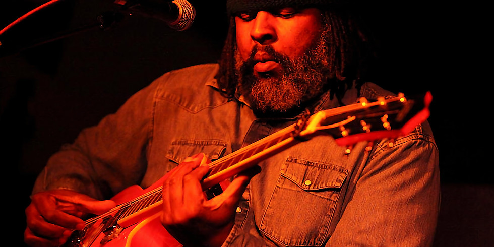 Alvin Youngblood Hart - 8PM $10