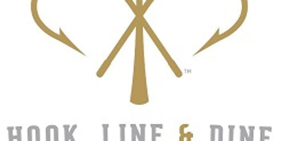 Hook, Line & Dine Jazzfest 2018 9PM TICKETS DOOR ONLY $15
