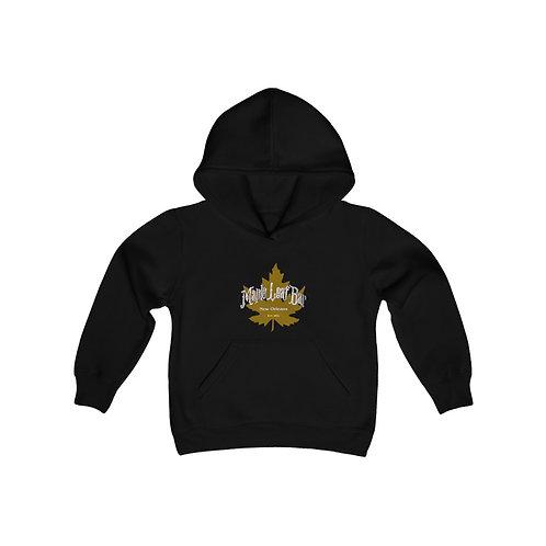 Maple Leaf Bar Youth Heavy Blend Hooded Sweatshirt