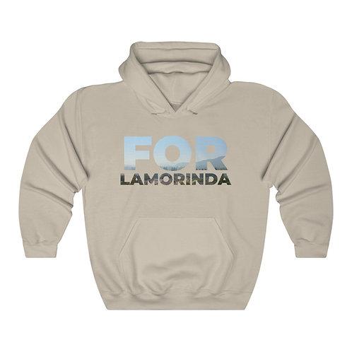 FOR LAMORINDA FOG Unisex Heavy Blend™ Hooded Sweatshirt