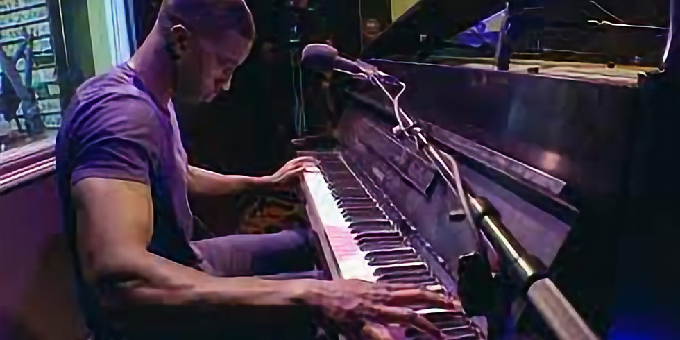 Booker Piano Sessions @ The Leaf: Kyle Roussel 6-9PM $10