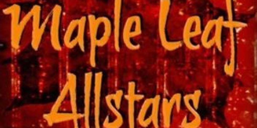 Maple Leaf All-Stars - Tony Hall, Ivan Neville, Big D, Raymond Weber, Ian Neville, Cyril Neville 11pm $25 Adv $30 Door