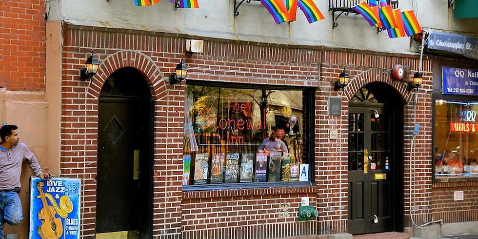 Gay Pride Virtual Tour in Greenwich Village