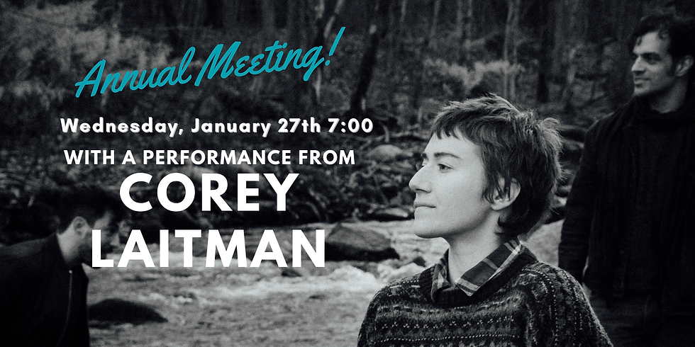Annual Meeting with Corey Laitman