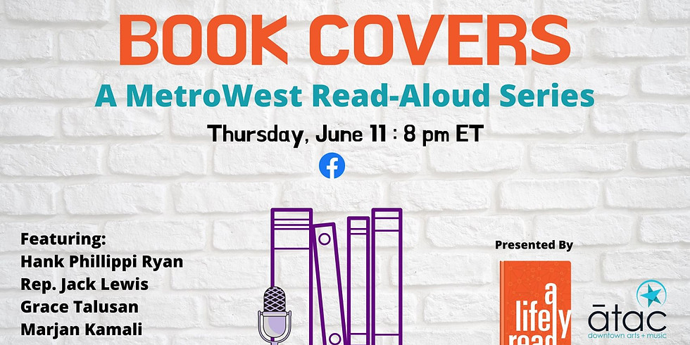 Book Covers: A MetroWest Read-Aloud Series