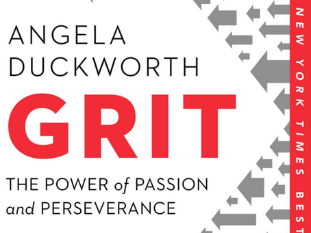 Grit - Is It Worth the Read? | Book Review