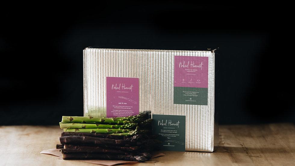 Mixed Box (Green & Purple) - 3kg