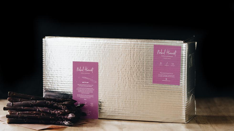 Purple Asparagus  - 10kg