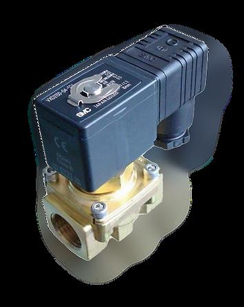 Valvula SMC solenoide de control de presión electrónico 3Mpa alta velocidad asistencia para Sistema de Corte Láser