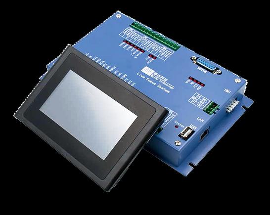 Tarjeta controladora RuiDa Live Focus System para Láser CO2 Metal NoMetal Cabezal autoenfoque desplazamiento eje Z
