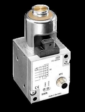 Valvula BOSCH REXROTH de control de presión electrónico 1Mpa asistencia para Sistema de Corte Láser