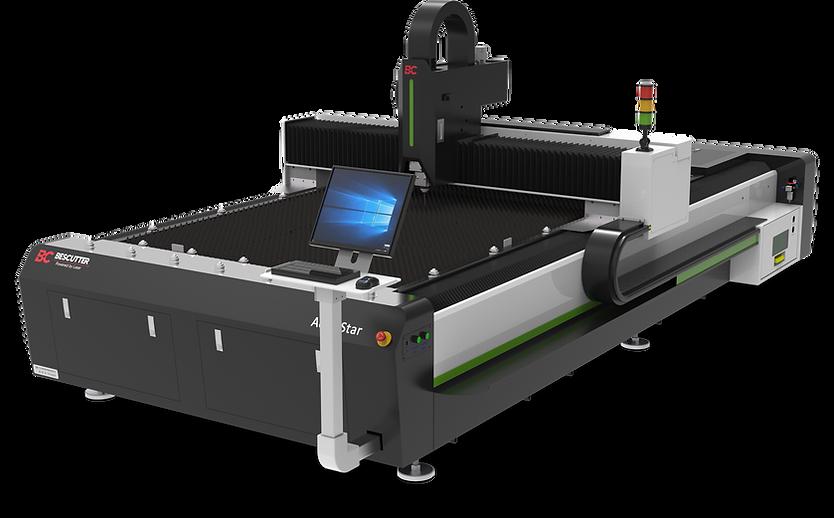 Máquina corte laser de metal aluminio acero inoxidable laminas tubos disponible financiación garantía nueva cali colombia latinoamerica suramerica ACCU STAR 500W 1000W 2000W 3000W Watts png 1kw 2kw 3kw