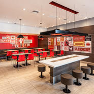 KFC, Plaza Norte