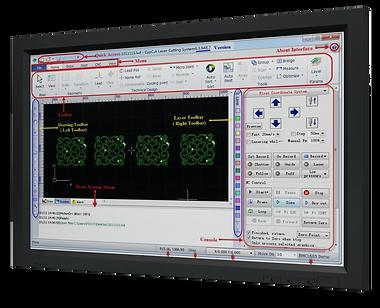 Software CYPCUT incluido para corte y grabado de metal aluminio acero inoxidable laminas tubos SS CS parametros listos