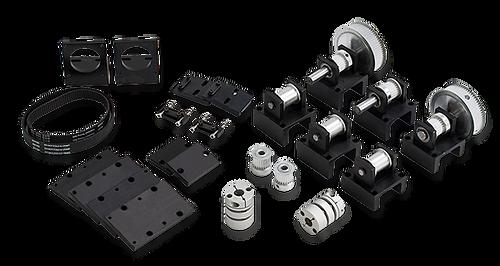 Stock disponible de partes de Máquinas Equipos Sistemas Láser CO2 de corte y grabado bescutter latino
