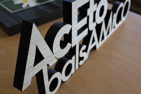 Letreros en Madera / Contrachapada / MDF