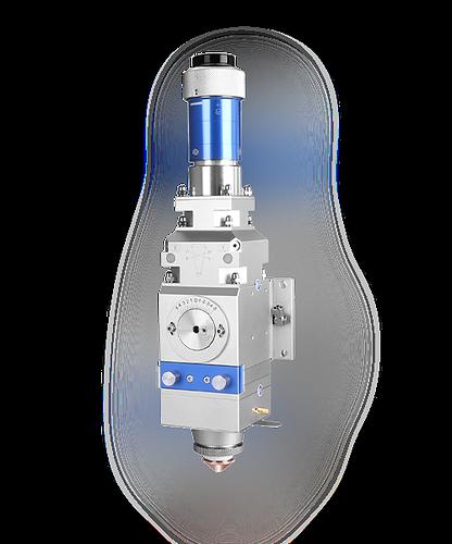 Cabezal Laser de fibra WSX de enfoque manual economico bajo costo para corte de metal laminas disponible garantizado