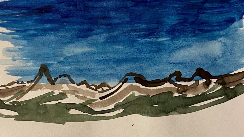 Berge von Felix M.