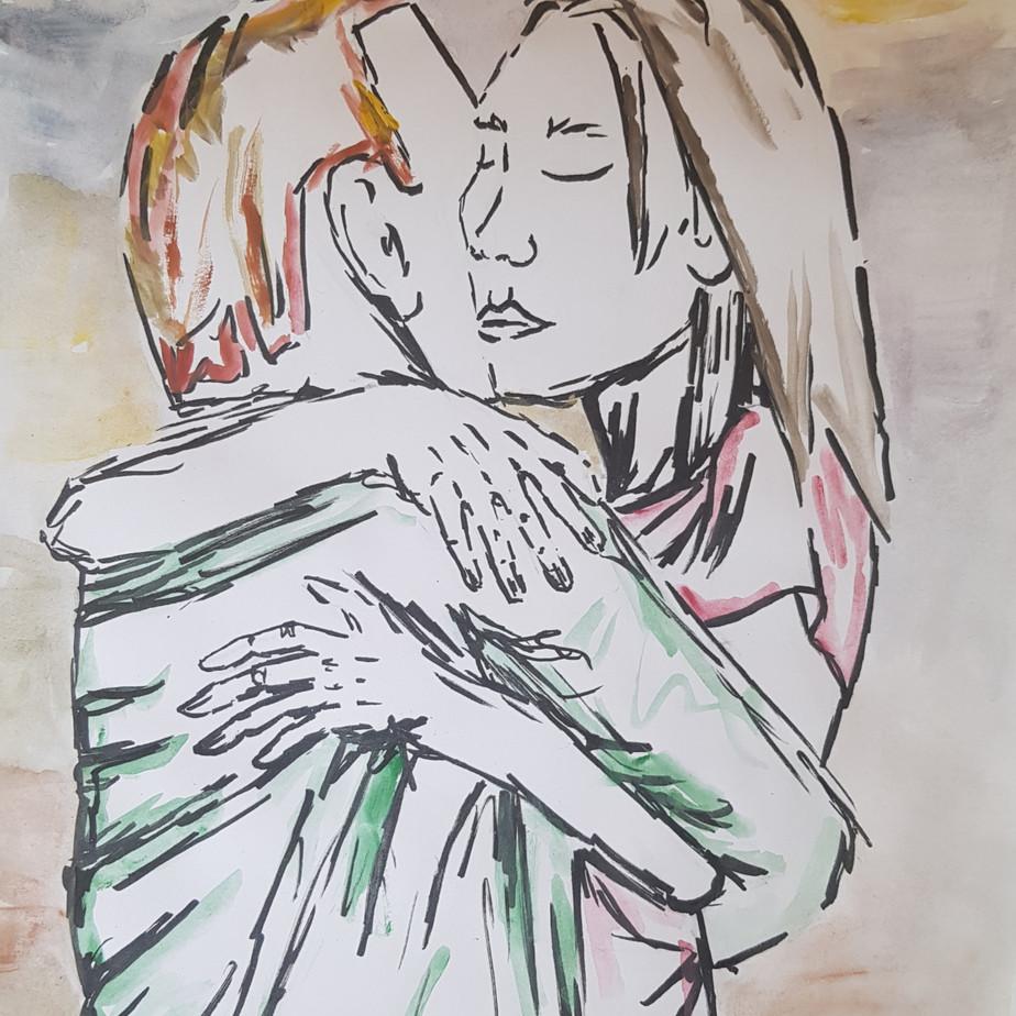 Malerei von Jana K.