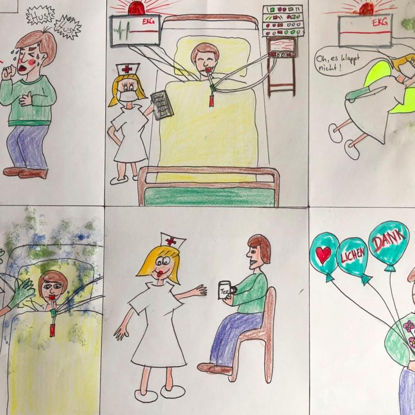 """""""Krankenschwestern"""" von Niclas J."""