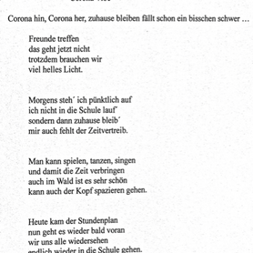 """Corona-Vibe"" von Paul T."