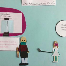 """""""Bäcker"""" von Emilia E. und Sophia F."""