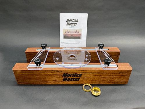 Mortise Master Mortising System w engraved slide plate