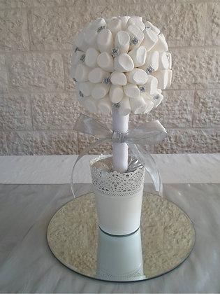 Silver Rose Bush