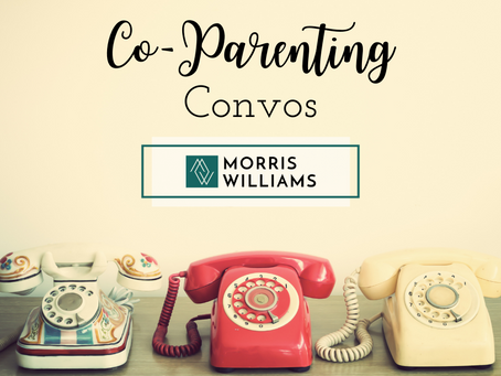 Co-Parenting Convos: Communication And Your Child's Therapy Appointments!