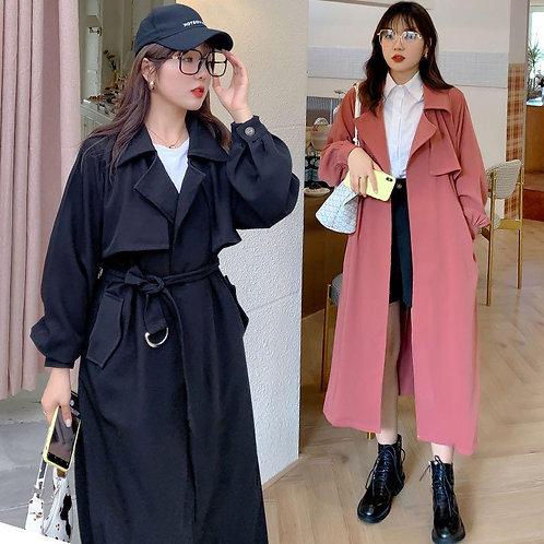 韓國女子大碼Coat