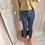 Thumbnail: 王牌產品-高腰彈性牛仔褲-D