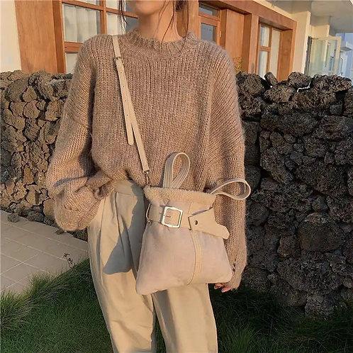 韓國毛毛手袋