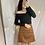 Thumbnail: 鹿皮絨半身裙-D