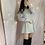 Thumbnail: 韓國簡約收腰連身裙-D