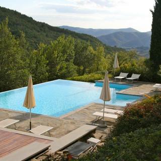 Pool at Locanda